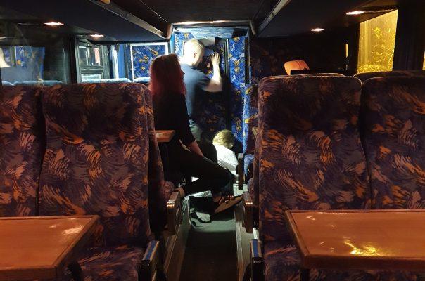 Escape room, mestká hra - Divný bus | Zazito.ooo