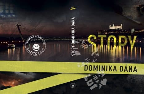 Mestská hra - Stopy Dominiká Dána | Zazito.ooo